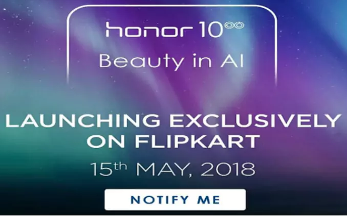 Honpr 10 to launch on May 15