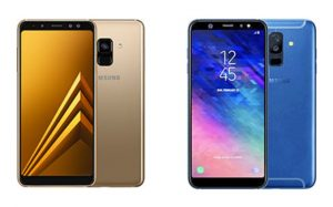 Samsung has launched the Galaxy A6 and A6+