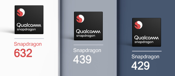 Qualcomm Snapdragon 632 new line