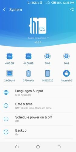 Tecno Camon i Click – UI (5)