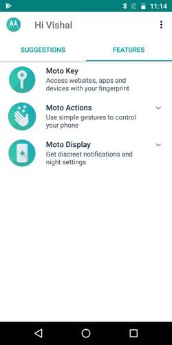 Moto G6 Play – User Interface (3)