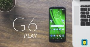 Moto G6 Play - Feature Image