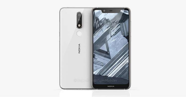 Nokia 5.1 Plus - Overview