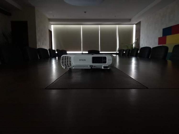 Huawei P20 Pro night mode off