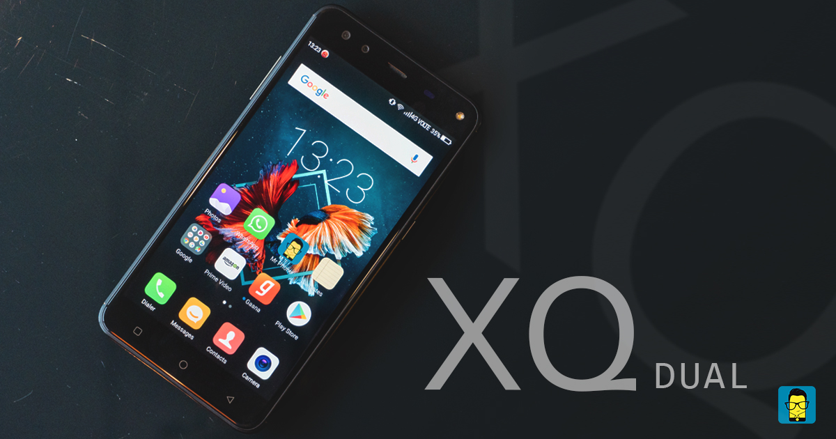 Mobiistar XQ Dual - Feature Image