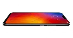 Lenovo Z5 - Notch