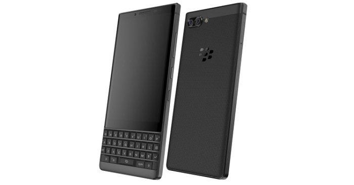 BlackBerry KEY2 - Feature