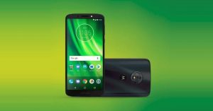 Moto G6 Play - Feature Image 2