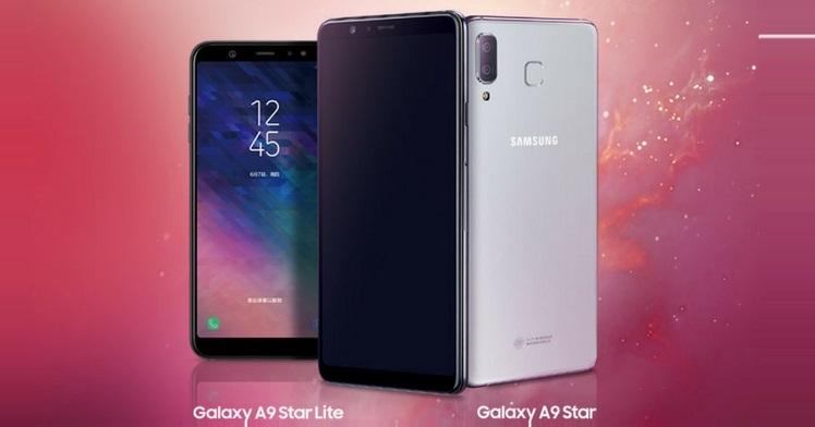 Samsung-Galaxy-A9-Star-Galaxy-A9-Star-Lite - Galaxy A8 Star