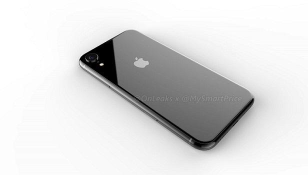 Apple iPhone 2018 - Rear