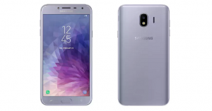 Samsung Galaxy J4+spotted online