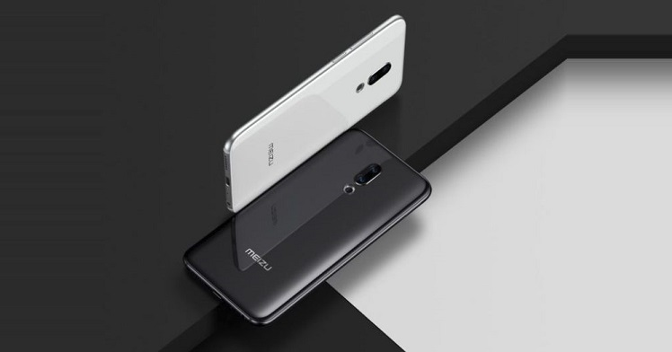 Meizu 16 Rear Render