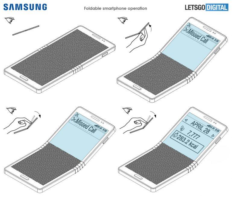 Samsung Foldable Phone 5
