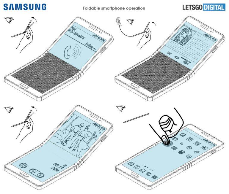 Samsung Foldable Phone 4