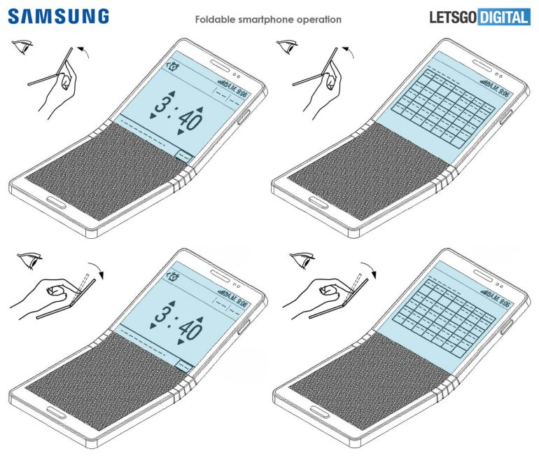 Samsung Foldable Phone 2