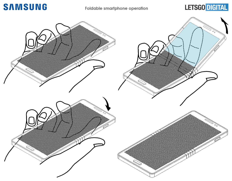 Samsung Foldable Phone 1