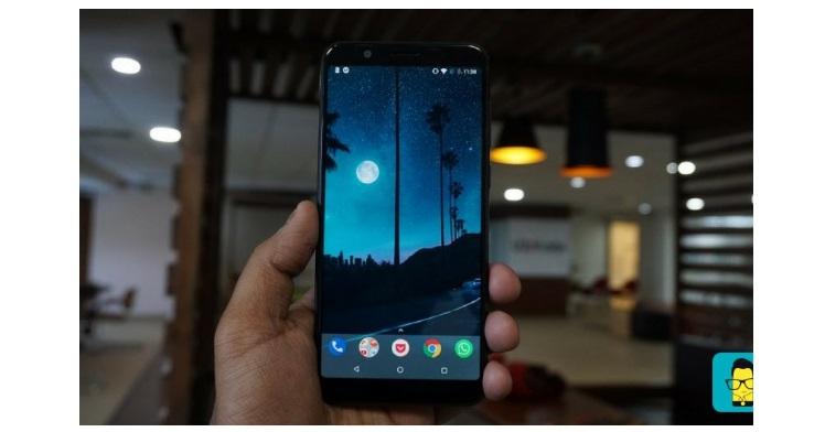 Best budget smartphones with 18:9 display