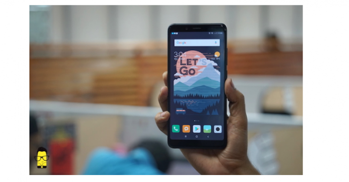 Best budget smartphone with a Face Unlock technology