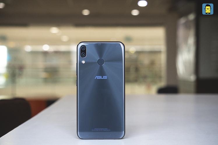 ZenFone 5Z 8