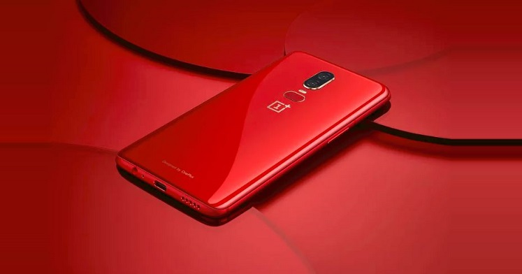 OnePlus 6 - RED