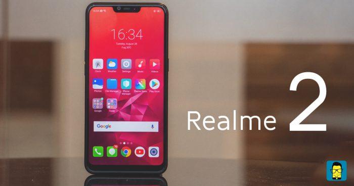 Realme 2 - Realme 3