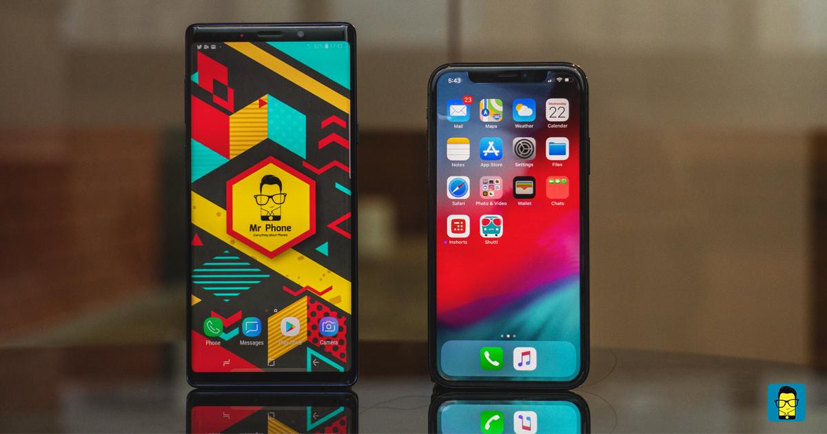 Best phones with 4K video recording