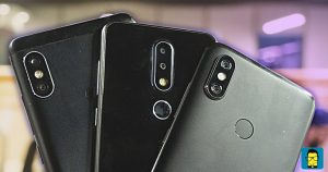 Nokia 6.1 Plus Vs Mi A2 Vs Redmi Note 5 Pro - Camera Comparison