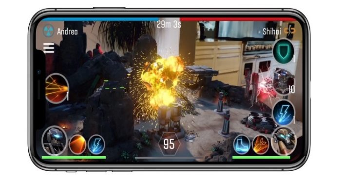 Best smartphones for gaming above 30000