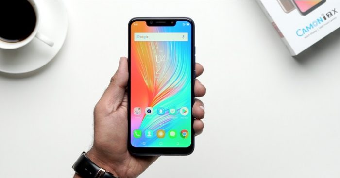 Tecno Camon i2X launched in india - Mr Phone