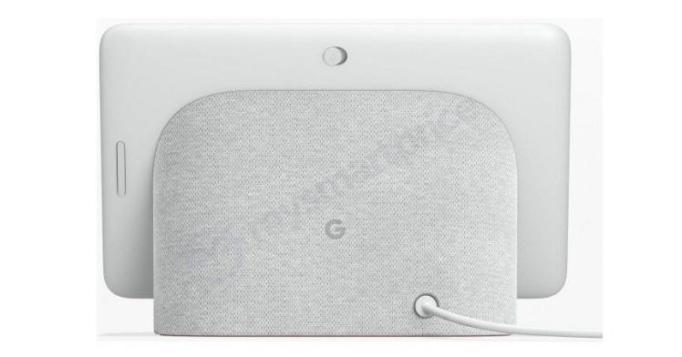 Google Home Hub leaked