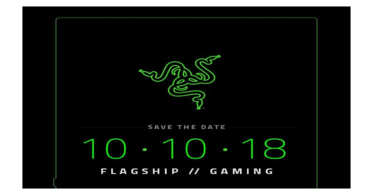 Razer Phone 2 launch invite