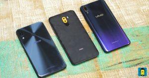 Vivo V11 Pro Vs POCO F1 Vs Asus Zenfone 5z