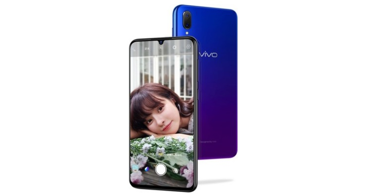 Vivo Y97 goes on sale in China