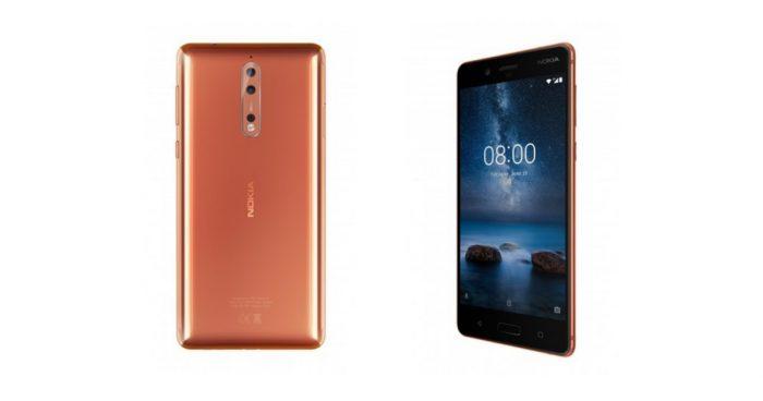 Nokia 8 Android 9 Pie update