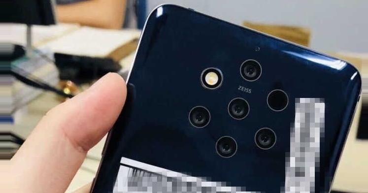 HMD Global - Nokia Smartphone - Penta Lens 2