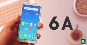 Xiaomi Redmi 6A 1