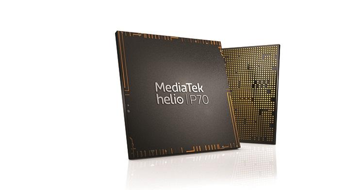 MediaTek Helio P70 processor
