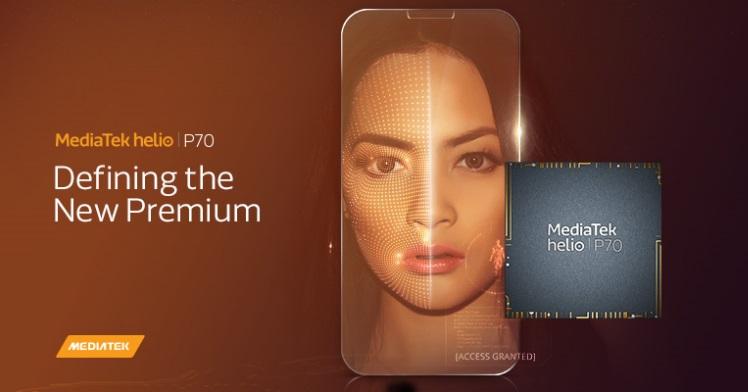 MediaTek Helio P70 launched