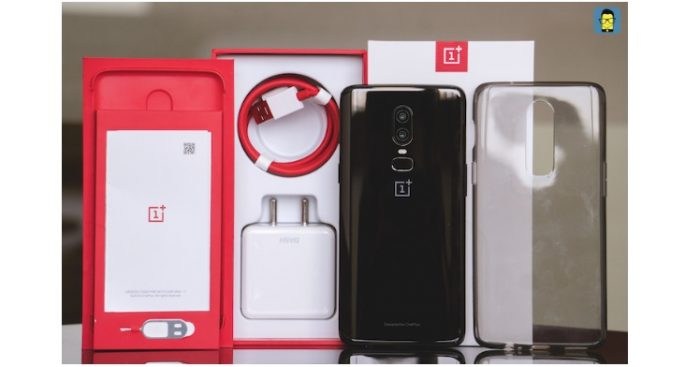 OnePlus 6T to launch soon