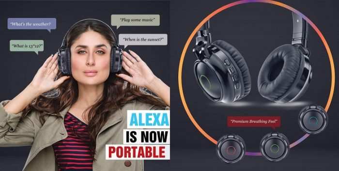 iBall Alexa Headset