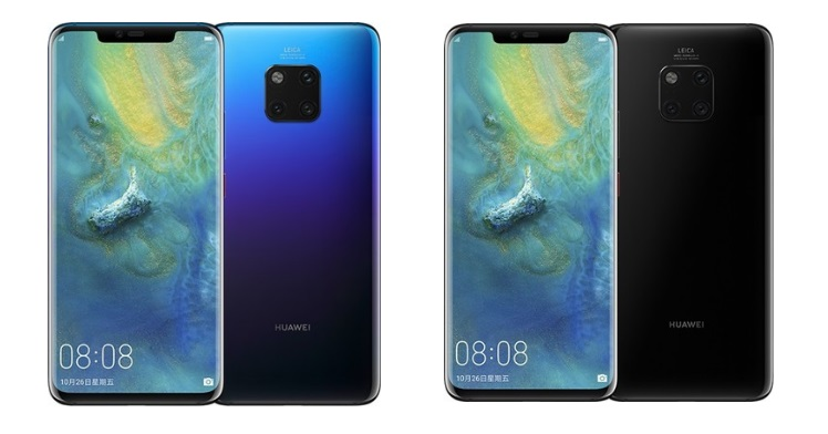 Huawei Mate 20 Pro launch in India feature image - Mr Phone