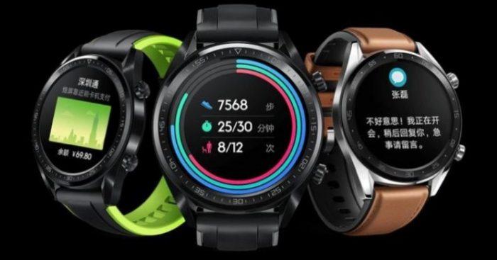 Huawei Watch GT announced