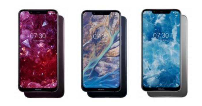 Nokia X7 launched