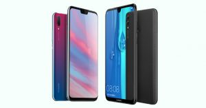 Huawei Enjoy 9 Plus and Enjoy Max phones launched