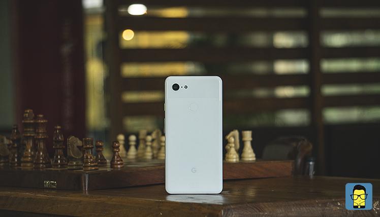 Pixel 3 XL 3