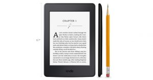 Kindle Paperwhite 4 launching soon