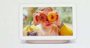 Google Home Hub launched