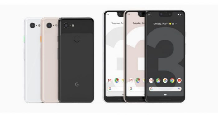 Google Pixel 3 XL launched