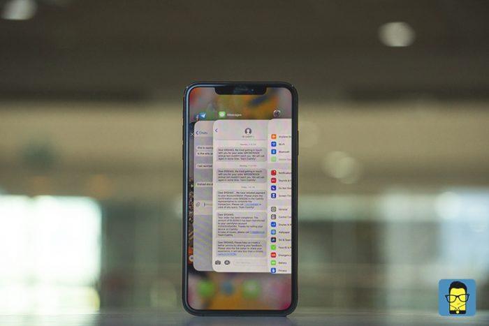 iPhone XS Max 11