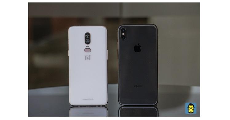 OnePlus vs Apple